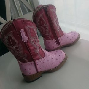 Roper toddler boots size 5